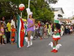 Fête Nationale au Surinam