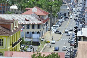 images de la ville de cayenne