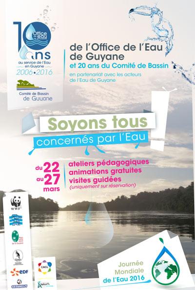 Autour de la journ e mondiale de l 39 eau - Office internationale de l eau ...